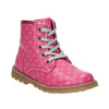 Różowe botki bubblegummer, różowy, 221-5606 - 13