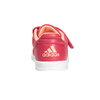 Trampki dziecięce na rzepy adidas, różowy, 101-5161 - 16