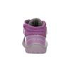 Skórzane trampki dziewczęce bubblegummer, różowy, 123-5601 - 15
