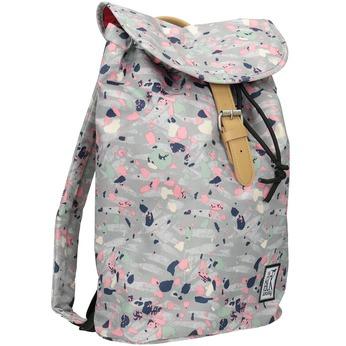Plecak wkolorowy deseń, szary, 969-2080 - 13