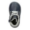 Skórzane obuwie dziecięce bubblegummer, niebieski, 114-9610 - 26