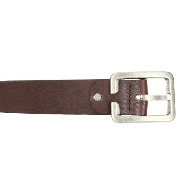 Brązowy pasek męski bata, brązowy, 954-4190 - 26