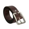 Brązowy pasek męski bata, brązowy, 954-4190 - 13