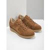 Brązowe trampki ze skóry bata, brązowy, 523-8604 - 19