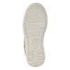 Zimowe obuwie dziecięce na kontrastowej podeszwie mini-b, brązowy, 311-8611 - 26