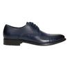 Skórzane półbuty męskie typu angielki bata, niebieski, 826-9682 - 15