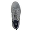 Trampki męskie za kostkę bata, szary, 846-2651 - 26