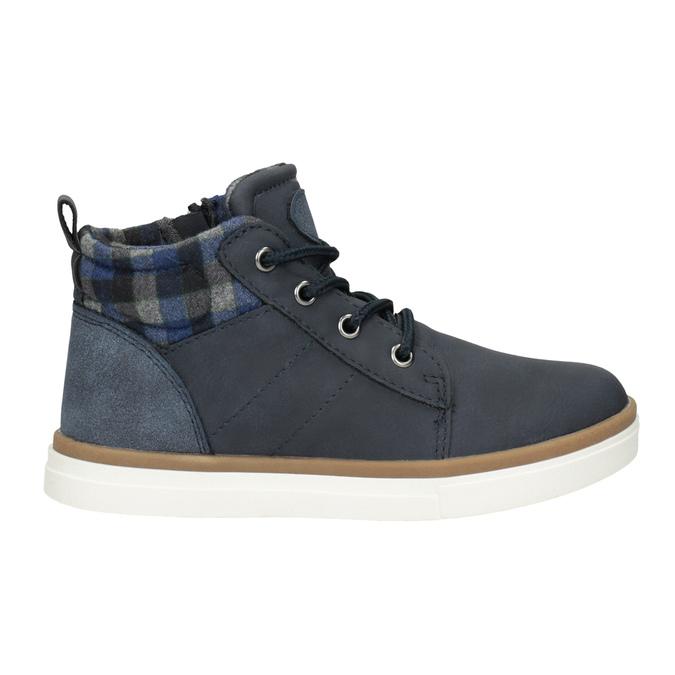 Dziecięce buty za kostkę mini-b, niebieski, 291-9172 - 26