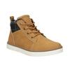 Dziecięce buty za kostkę mini-b, brązowy, 291-8172 - 13