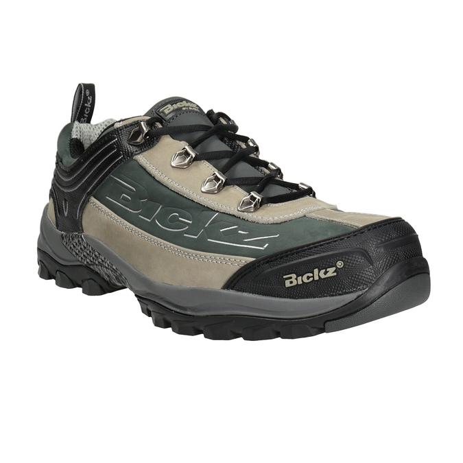 Męskie obuwie robocze Bickz 201 bata-industrials, czarny, 846-6801 - 13