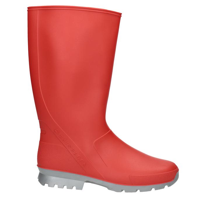 Czerwone kalosze damskie bata, czerwony, 592-5140 - 26