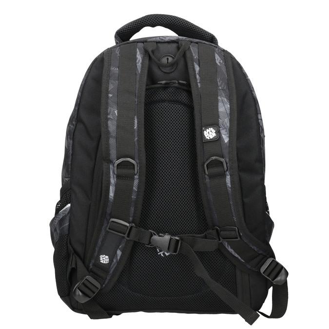 Plecak szkolny dla dzieci bagmaster, czarny, 969-6606 - 16