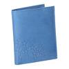 Niebieski portfel skórzany bata, niebieski, 944-9179 - 13