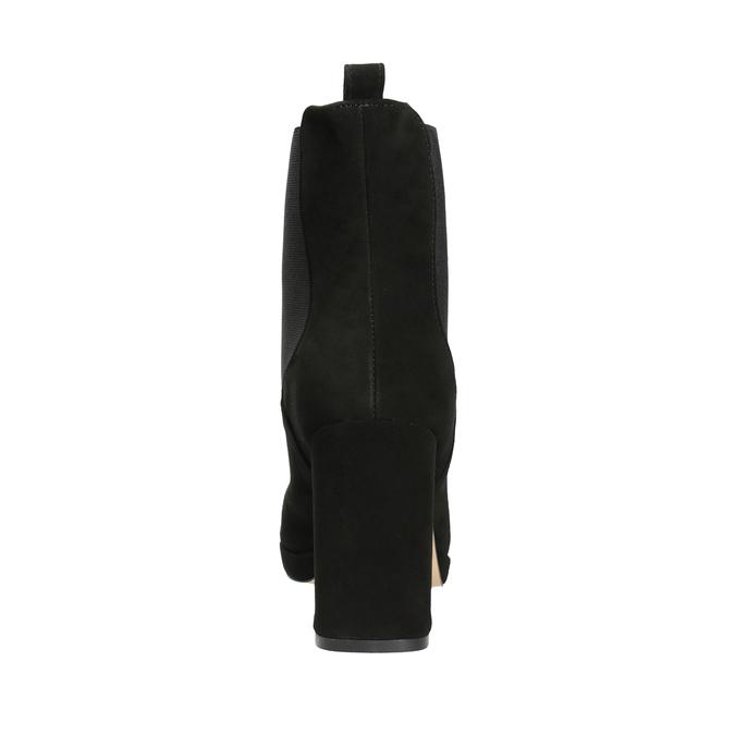 Botki na słupkach bata, czarny, 793-6704 - 16