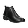 Botki damskie bata, czarny, 591-6619 - 13