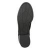 Botki damskie bata, czarny, 599-6617 - 19