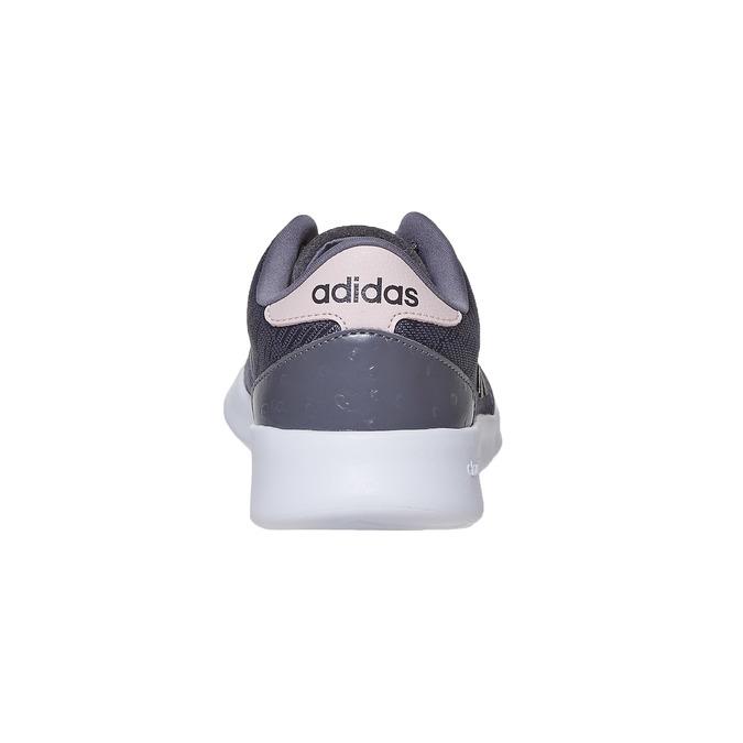 Skórzane trampki damskie adidas, szary, 503-2111 - 17