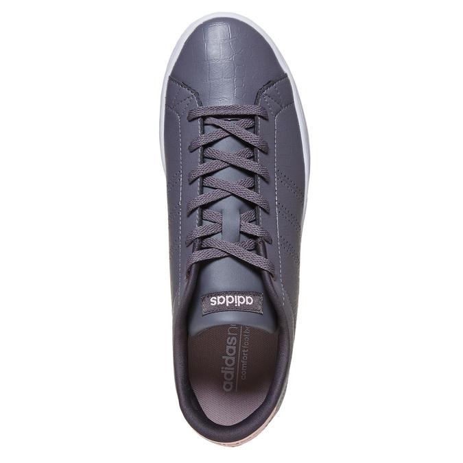 Nieformalne trampki damskie adidas, szary, 501-2106 - 19