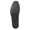 Skórzane obuwie damskie typu chelsea bata, czerwony, 596-5679 - 19