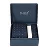 Komplet krawatu iposzetki dla mężczyzn bata, niebieski, 999-9294 - 13