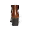 Botki na stabilnych obcasach bata, brązowy, 694-4642 - 17