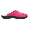 Różowe kapcie damskie bata, różowy, 579-5621 - 15