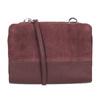Skórzana czerwona torebka typu crossbody royal-republiq, czerwony, 963-5050 - 16