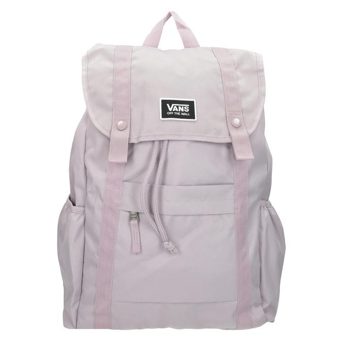Różowy plecak damski vans, czerwony, 969-5080 - 26