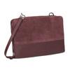 Skórzana czerwona torebka typu crossbody royal-republiq, czerwony, 963-5050 - 13
