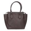 Brązowa torebka damska zpaskiem gabor-bags, brązowy, 961-6039 - 26