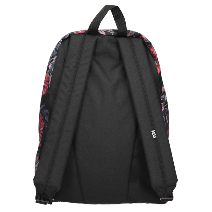 Plecak wkwiaty vans, czarny, 969-6082 - 16