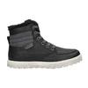 Zimowe obuwie dziecięce mini-b, czarny, 491-6652 - 15