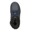Buty dziecięce zociepliną mini-b, niebieski, 491-9652 - 26