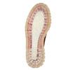 Lakierowane obuwie damskie na grubej podeszwie weinbrenner, czerwony, 598-5604 - 17