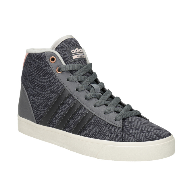 Trampki damskie za kostkę adidas, czarny, 509-6112 - 13