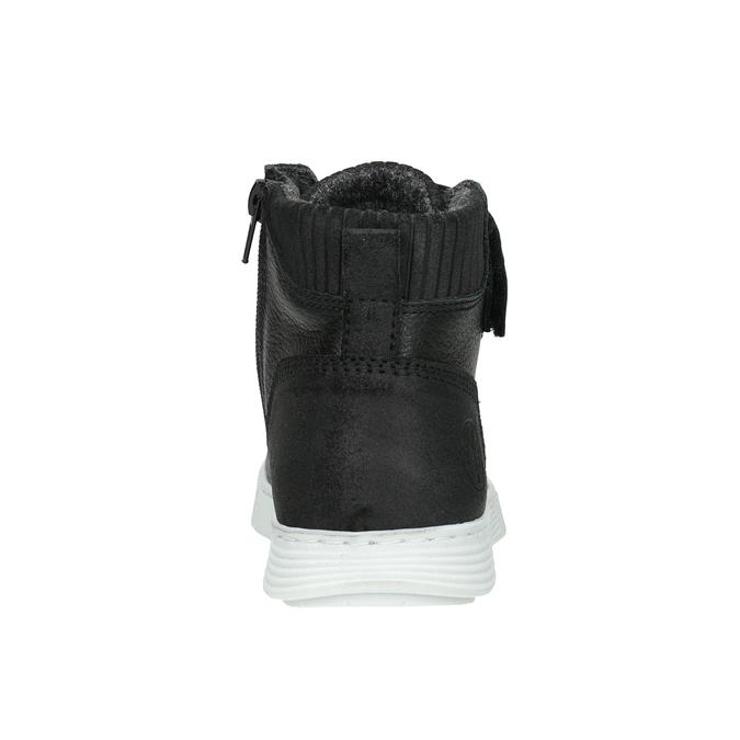 Chłopięce obuwie za kostkę, czarny, 494-6024 - 16