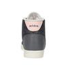 Trampki damskie za kostkę adidas, czarny, 509-6112 - 16