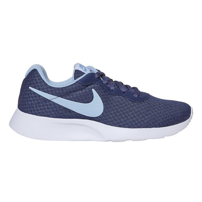Sportowe trampki damskie nike, niebieski, 509-9257 - 15