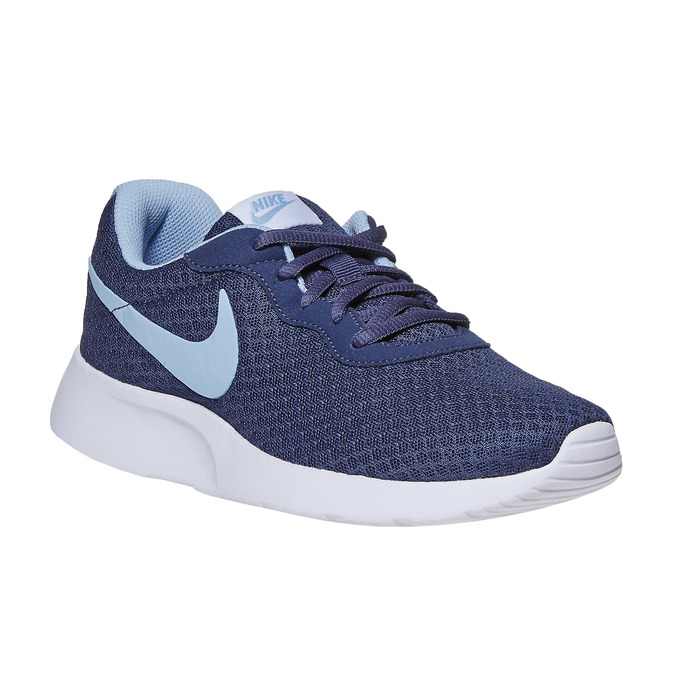 Sportowe trampki damskie nike, niebieski, 509-9257 - 13