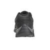 Skórzane obuwie męskie wstylu outdoor merrell, czarny, 806-6561 - 16