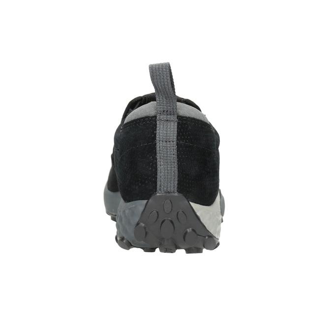 Sportowe obuwie męskie typu slip-on merrell, czarny, 803-6580 - 16