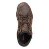 Skórzane buty za kostkę wstylu outdoor merrell, brązowy, 806-4569 - 15