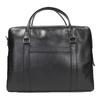 Czarna skórzana torba royal-republiq, czarny, 964-6051 - 26