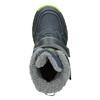 Zimowe buty dziecięce na rzepy mini-b, niebieski, 491-9654 - 15