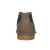 Skórzane buty męskie za kostkę bata, niebieski, 826-9920 - 16