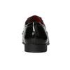 Lakierowane półbuty męskie bata, czarny, 821-6601 - 16
