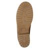 Buty za kostkę z kożuszkiem bata, brązowy, 591-4618 - 19