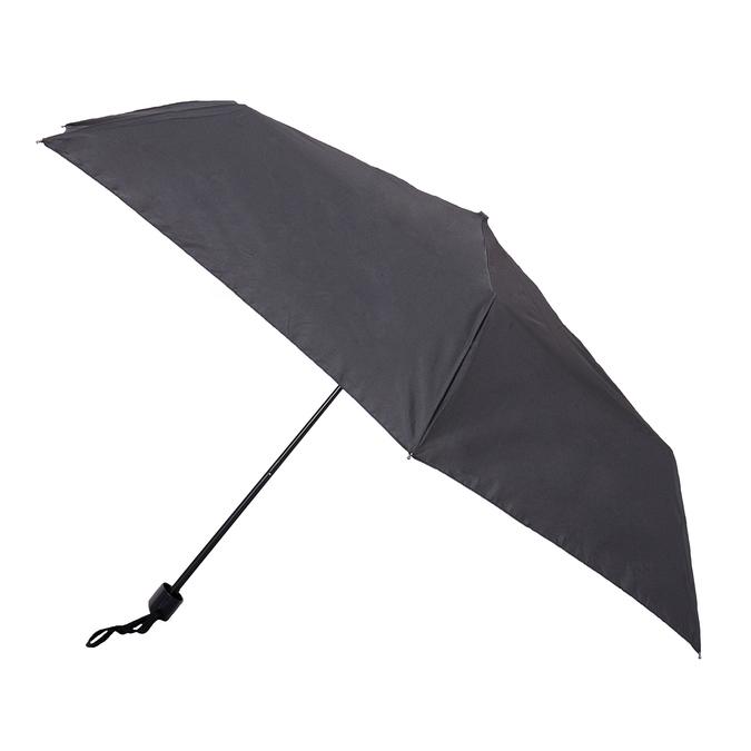 Czarna składana parasolka doppler, czarny, 909-6659 - 13