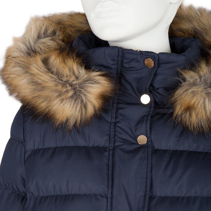 Zimowa kurtka damska zfuterkiem bata, niebieski, 979-9134 - 16
