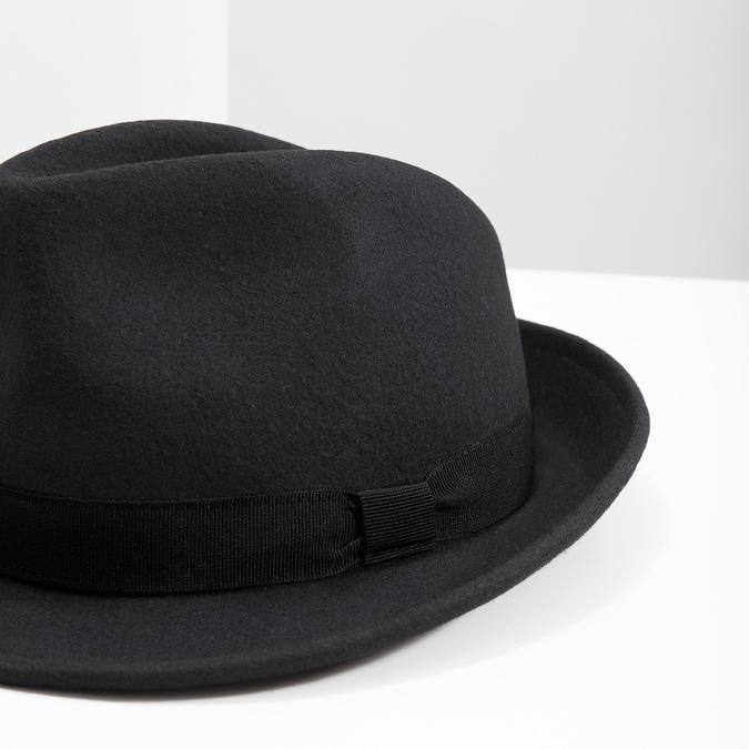 Czarny kapelusz bata, czarny, 909-6674 - 14